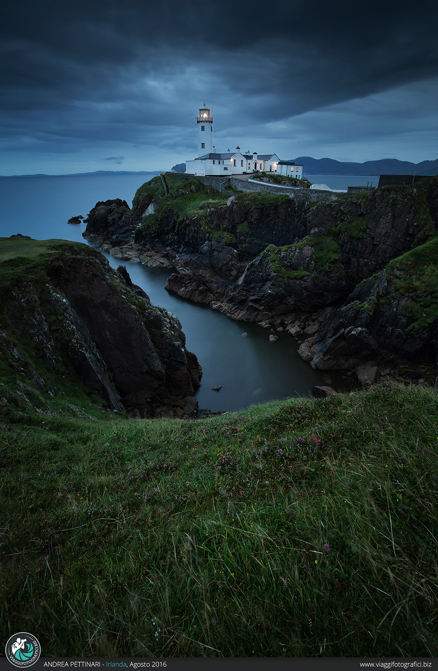 fanad head lighthouse alba