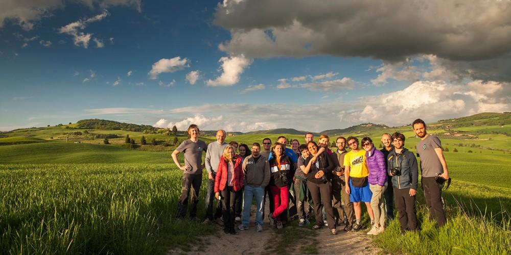 Diario di viaggio workshop fotografia Val d'Orcia