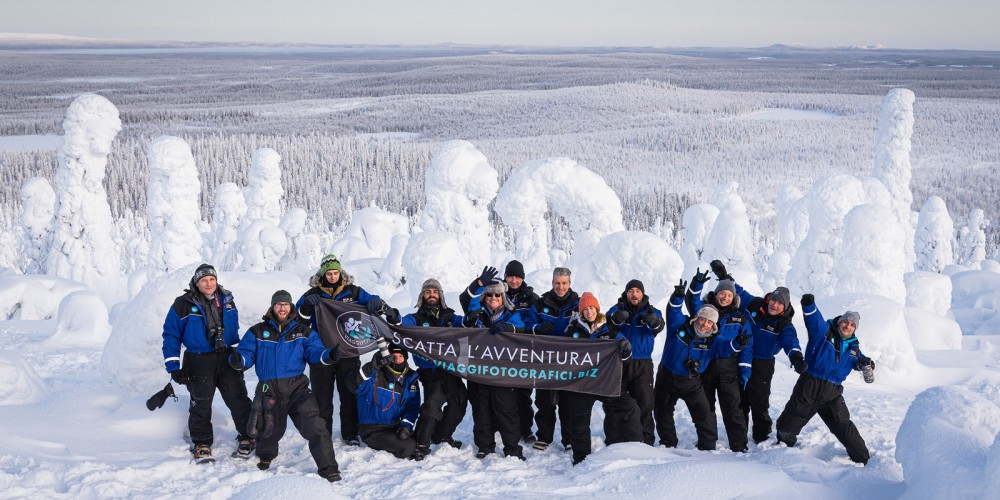 Winter Fairytale - Diario del viaggio in Lapponia Finlandese.