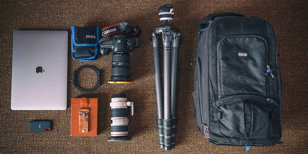 Guida all'acquisto di uno zaino fotografico