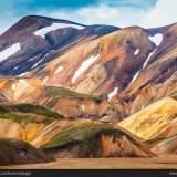 Colori a Landmannalaugar