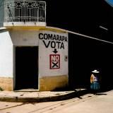 Comarapa Bolivia carnevale nel villaggio