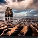 Hvitserkur e bassa marea