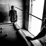 Kenya biliardo nel villaggio