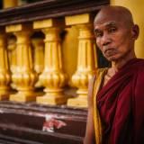 Monaco Birmano a Yangon