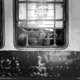 India, reportage in treno.