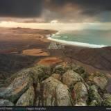 Sulle cime sopra Famara