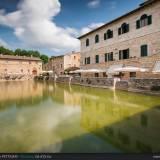 Vasca di Bagno Vignoni
