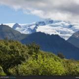 Vatnajökull in lontananza