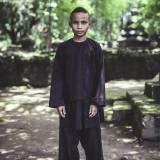 Vietnam - Giovane monaco del monastero Tu Hieu.