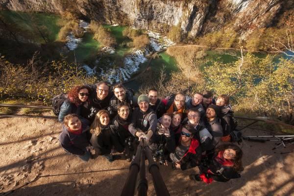 I migliori scatti dai nostri workshop fotografici ai Laghi di Plitvice.