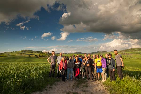 Foto e video dei nostri workshop fotografici in Val d'Orcia