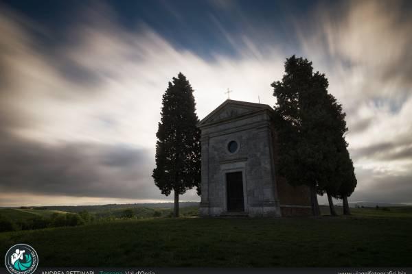 Fotografie realizzate presso la Cappella di Vitaleta.