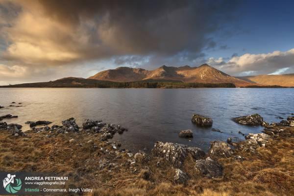 Il Connemara è una contea acclamata in tutto il mondo per i suoi bellissimi paesaggi