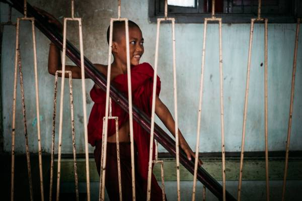 Mrauk U, Birmania