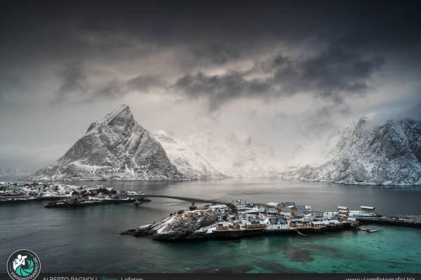 Lofoten, Norvegia.