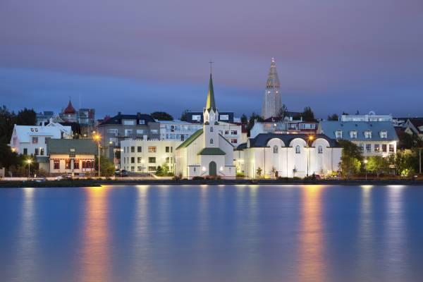 Reykjavik: foto della capitale islandese