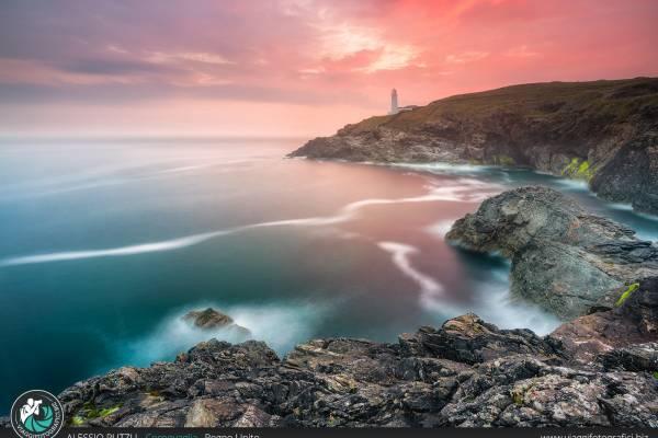 Fotografie realizzate al Trevose Lighthouse
