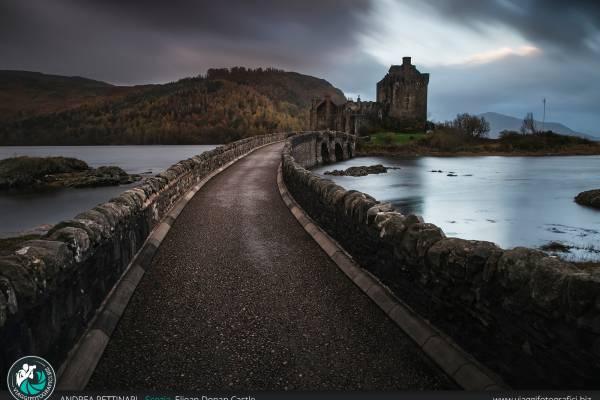 Fotografie scattate presso l'Eilean Donan Castle