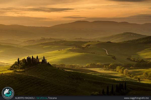 Fotografie Podere Belvedere in Val d'Orcia, Toscana