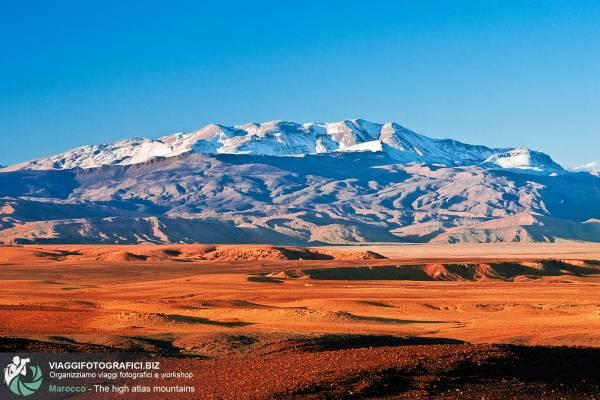 Parco Nazionale del Toubkal in Marocco