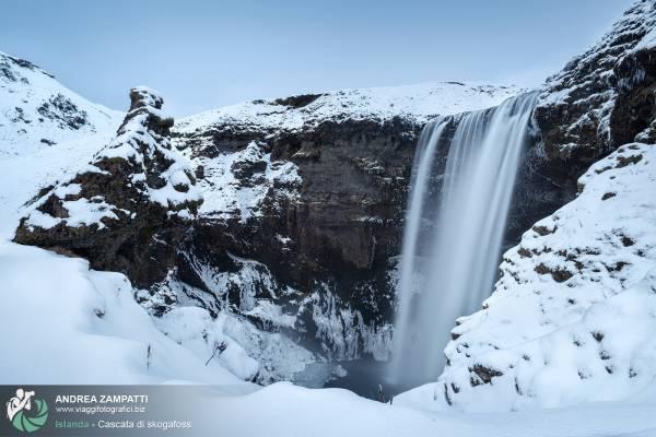 Skogafoss - La cascata più imponente dell'Islanda.