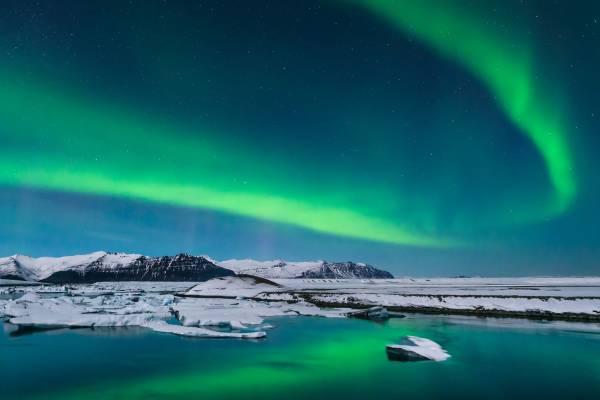 Aurora Boreale: Fotografie dell'Aurora boreale
