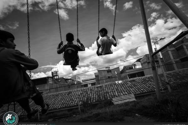 Viaggi fotografici a Puno, Perù.