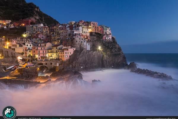 Workshop Fotografico Manarola