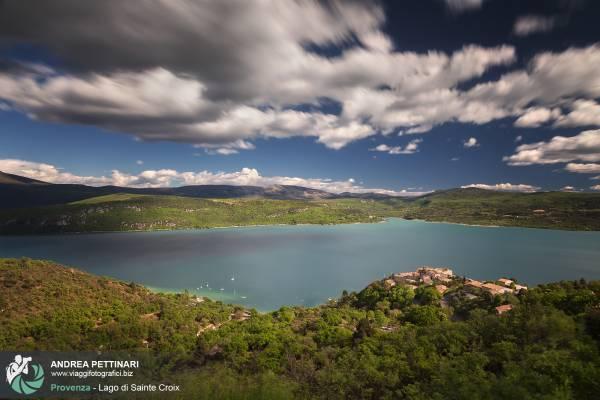 Foto del Lago di Sainte-Croix