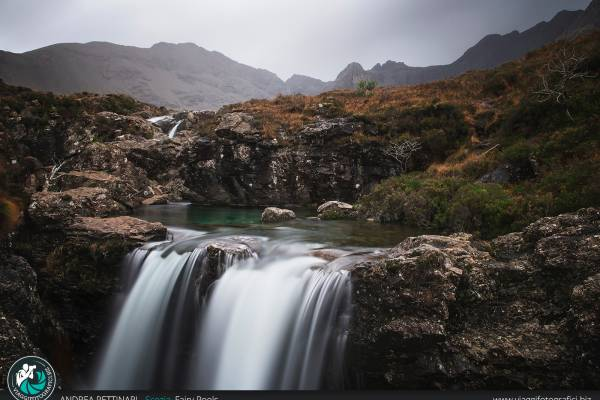 Fotografie scattate alle Fairy Pools