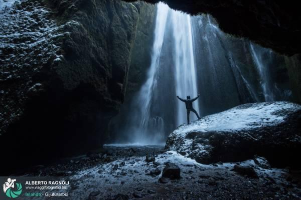 Gljufurarbui: la cascata spettrale dell'Islanda!