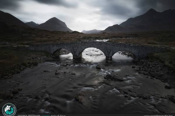 Fotografie scattate allo Sligachan Old Bridge