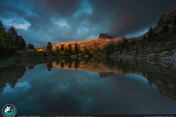 Fotografie scattate presso il Lago Limides