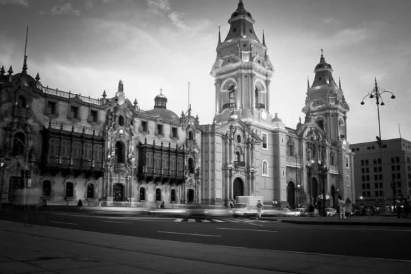 Lima, capitale del Perù