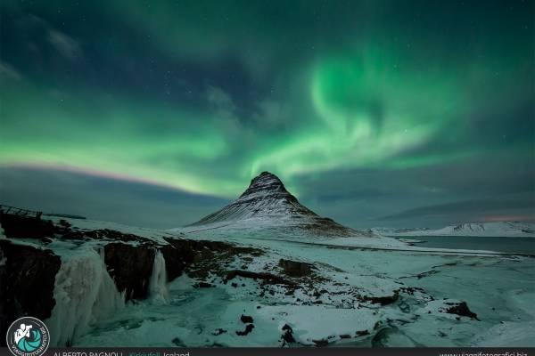 Un viaggio fotografico per scoprire l'islanda e l'aurora boreale.