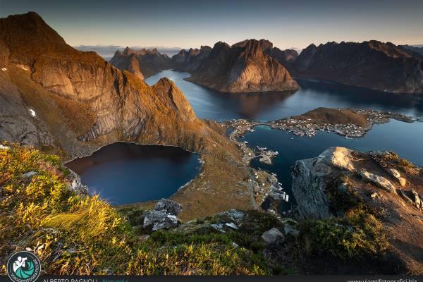 Trekking in Norvegia: Senja e Isole Lofoten.