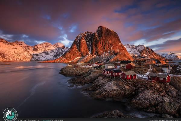 Viaggio fotografico alle isole Lofoten, Norvegia.