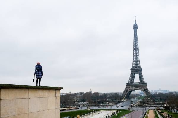Parigi: Workshop di street e reportage a Parigi.
