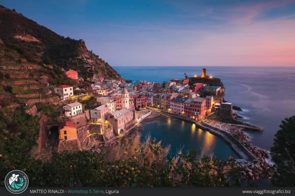 Workshop Fotografico Cinque Terre