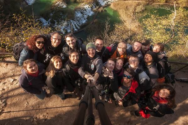 Diario di viaggio workshop fotografico Plitvice