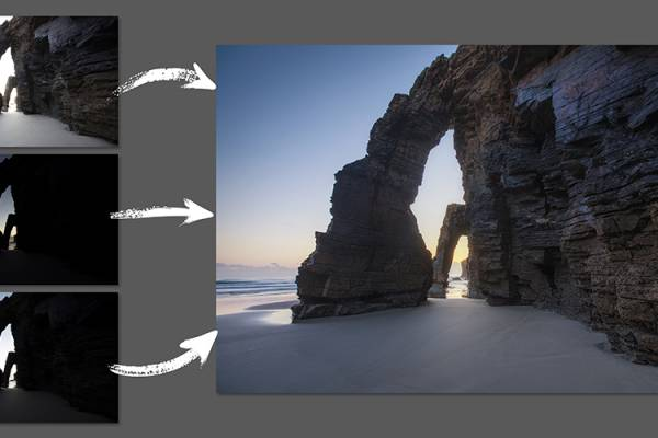 Tutorial scatto in bracketing