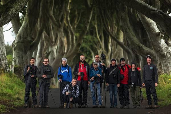 Diario del viaggio fotografico in Irlanda, Agosto 2016.