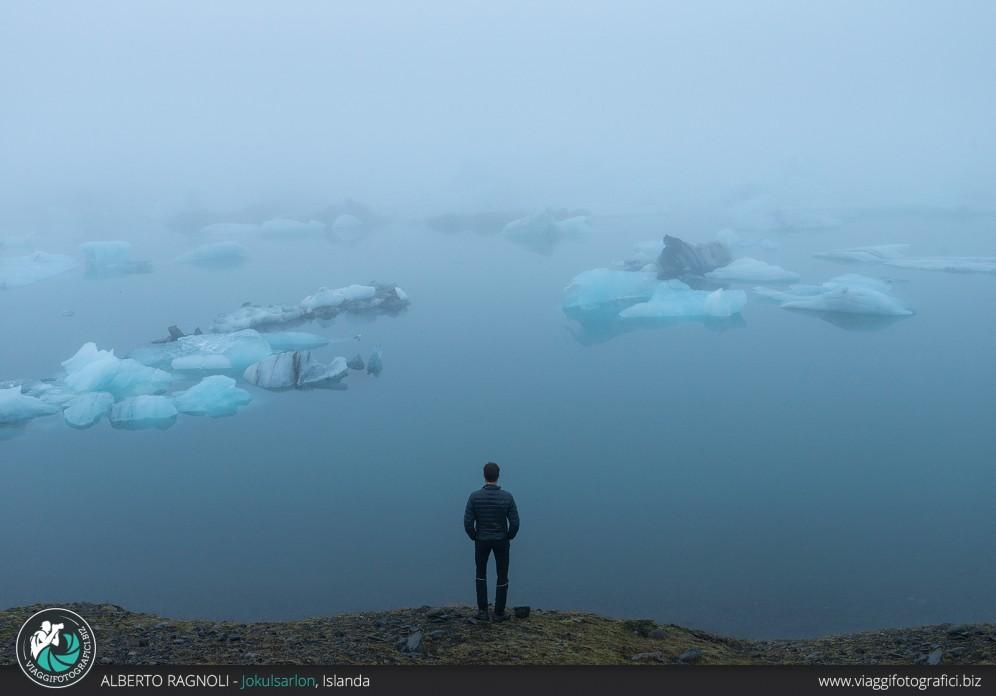 jokulsarlon in islanda