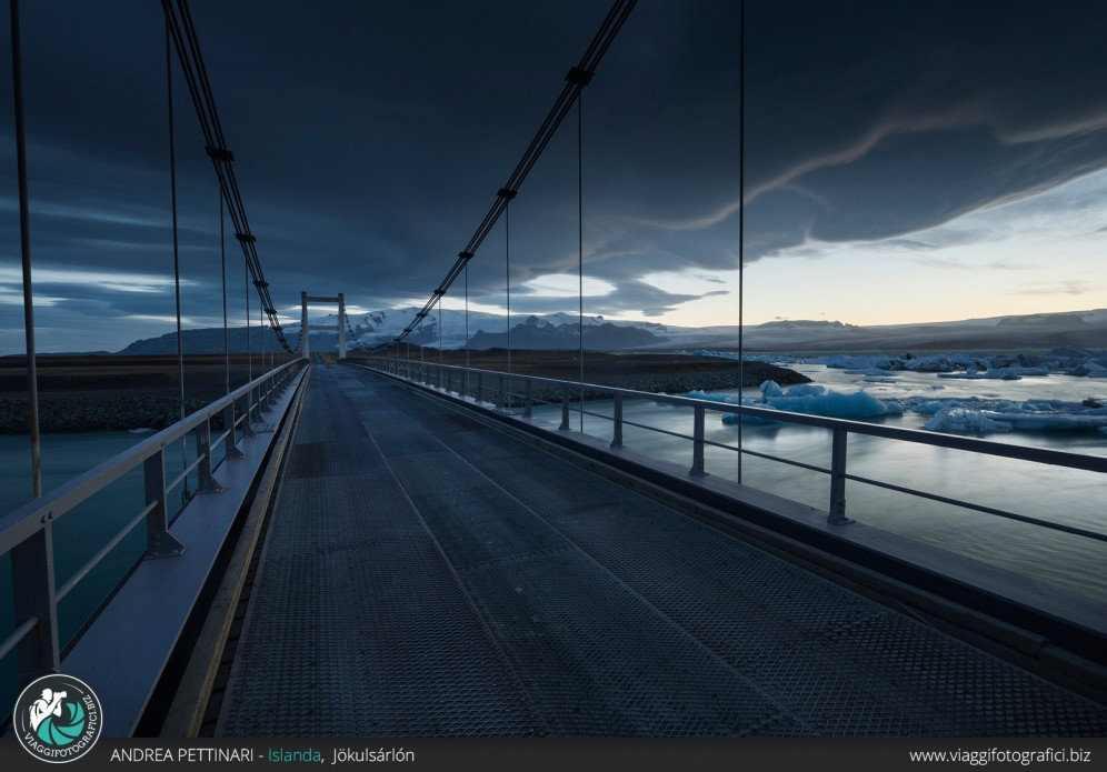 Il ponte sulla laguna