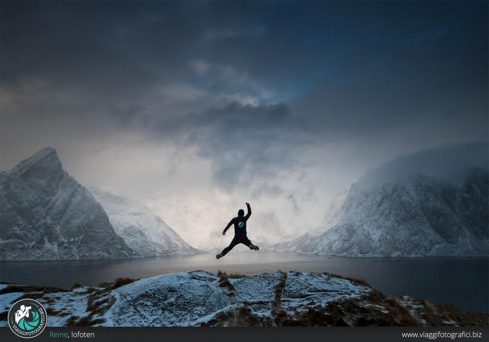 viaggio fotografico lofoten norvegia