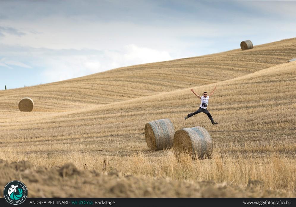 Saltando tra le colline