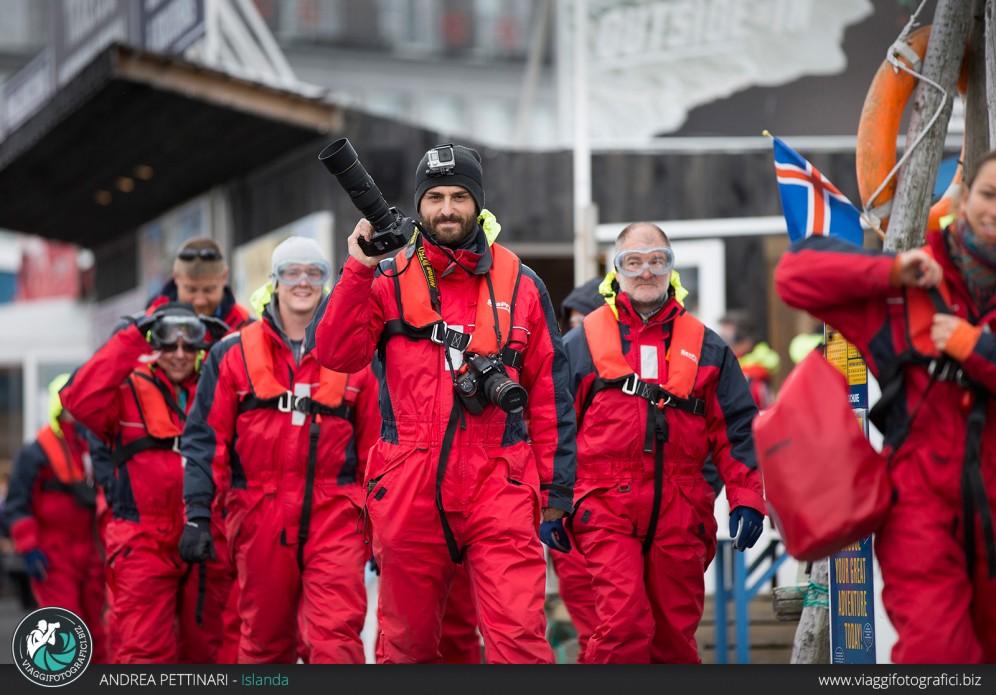 Escursione avvistamento balena islanda