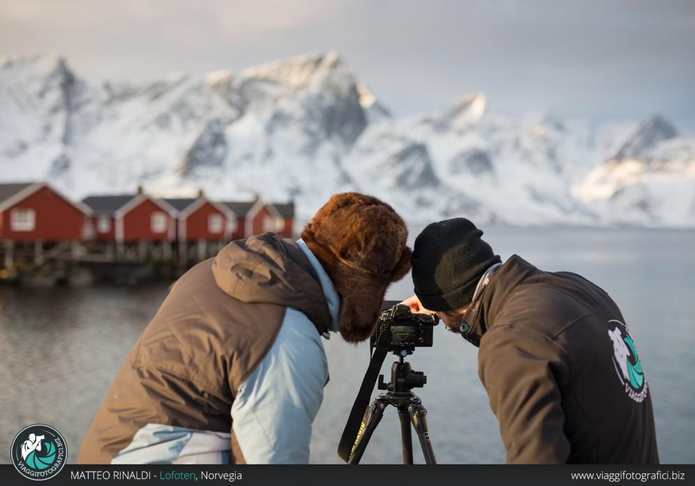 Viaggi fotografici alle isole lofoten.
