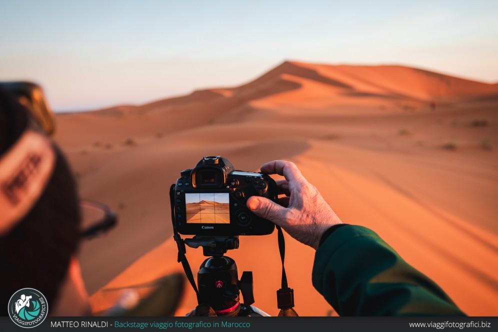 Scatti nel deserto